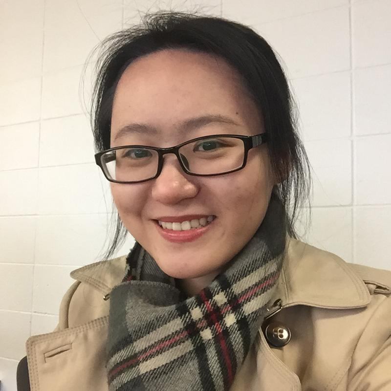 Jiayi Xu headshot.