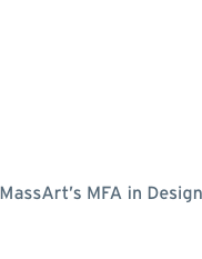 Dynamic Media Institute at Massachusetts College of Art and Design Logo